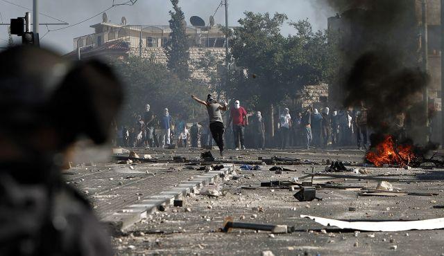 Jerusalen protestas